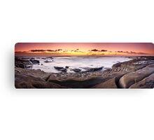 """Caloundra Dawn"" ∞ Caloundra, QLD - Australia Canvas Print"