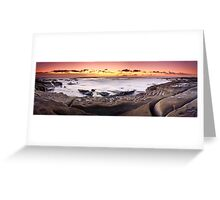 """Caloundra Dawn"" ∞ Caloundra, QLD - Australia Greeting Card"