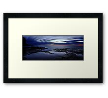 Bangalley Light Framed Print