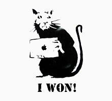 I won 2 Unisex T-Shirt