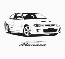 Holden Monaro by garts