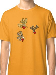Heart Birds Classic T-Shirt