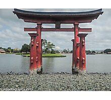 Torii Gate  Photographic Print