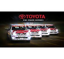 Toyota Hilux Heros Photographic Print