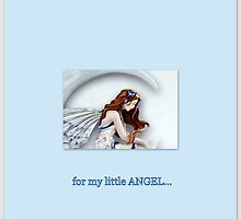 for my little ANGEL... by ©The Creative  Minds