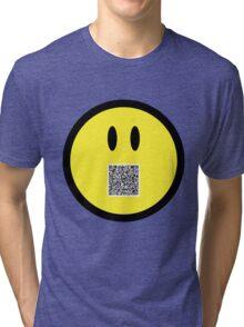 "Megatrip says ""Have A Day"" (Kneel Before Me version) Tri-blend T-Shirt"