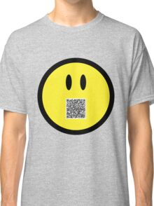 """Megatrip says """"Have A Day"""" (Courage to the Fearful version) Classic T-Shirt"""
