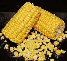 Sweetcorn : Fresh and Sweet by AnnDixon
