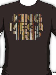 King Megatrip Neo Logo - Vinyl T-Shirt
