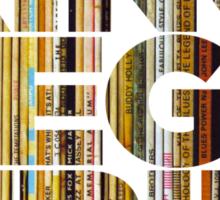 King Megatrip Neo Logo - Vinyl Sticker