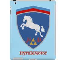 Hyrule Motors  iPad Case/Skin