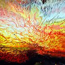 Liquid Acrylic Paint Explosion by markchadwick