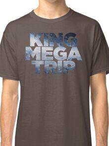King Megatrip Neo Logo - Mosaic Classic T-Shirt