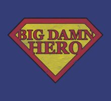 Big Damn Hero - Distressed