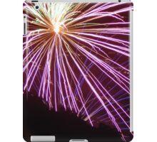 Colourful firework  iPad Case/Skin