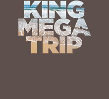 King Megatrip Neo Logo - Beach Unisex T-Shirt