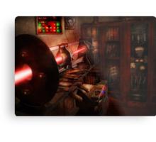 Steampunk - Photonic Experimentation Metal Print