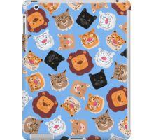 Smiley cats iPad Case/Skin