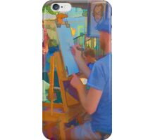 Life Imitates Art iPhone Case/Skin