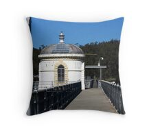 Supplying water to the goldfields of W.A. Throw Pillow
