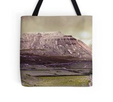Ingleborough in the Yorks Dales Tote Bag