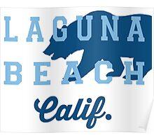 Laguna Beach - California. Poster