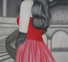 The Red Dress by Lynet McDonald
