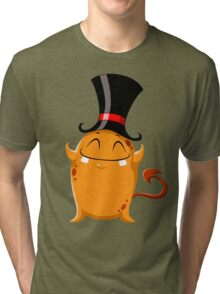 Halloween Monster 7 Tri-blend T-Shirt