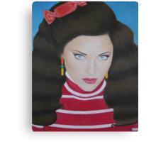 Candy Canvas Print