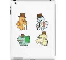 Pokemon - Gentlemon iPad Case/Skin