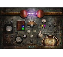 Steampunk - The Modulator Photographic Print