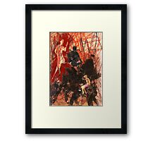 Uncut 2011 Framed Print