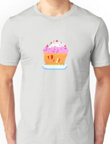 Muffin PINK TEESHIRT/BABY GROW/STICKER Unisex T-Shirt