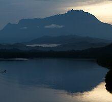 morning calm  by Gary  Bridger