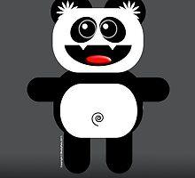 PANDA by peter chebatte