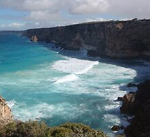 Great Australian Bight by Phyxius