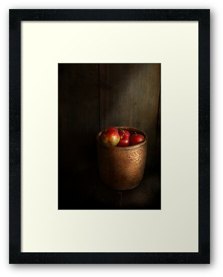 Chef - Fruit - Apples by Mike  Savad