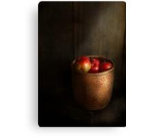 Chef - Fruit - Apples Canvas Print