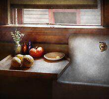 Kitchen - Sink - Farm Kitchen  by Mike  Savad