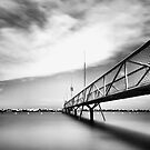Black and white bridge by Francesco Malpensi