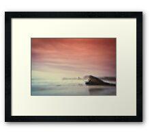 Unwind Framed Print