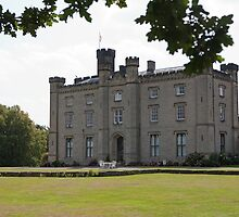 Chiddingstone castle, Kent. by Keith Larby