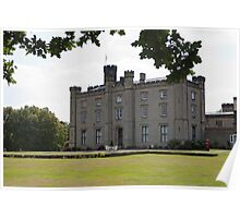 Chiddingstone castle, Kent. Poster