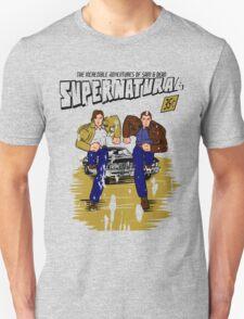 Supernatural Comics T-Shirt