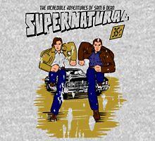 Supernatural Comics Unisex T-Shirt