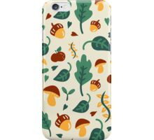 Cute Fall Design iPhone Case/Skin