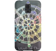 The Wheel of Dharma Samsung Galaxy Case/Skin