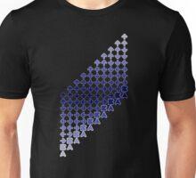 The CODE (blue) Unisex T-Shirt