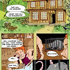 Bringing a Needle to a Rat Fight page1 by Gabriela Houston