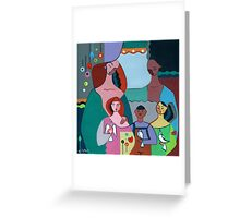A Peaceful World for our Children!  Greeting Card